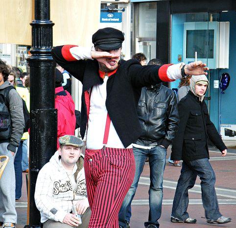 Image for Arno Jullien: Europas Grimassen live
