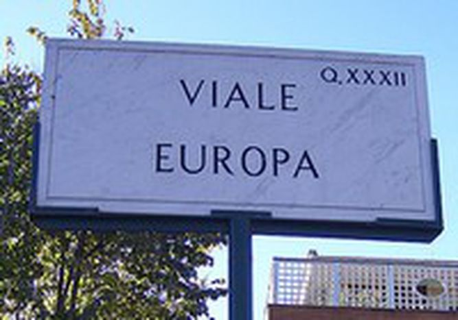 Image for Rome, une Europe fric et chic