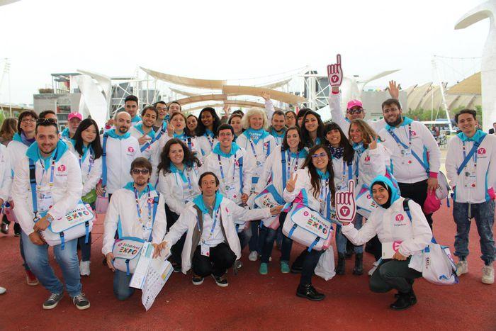 Image for I volontari Expo: un esempio perla città di Milano