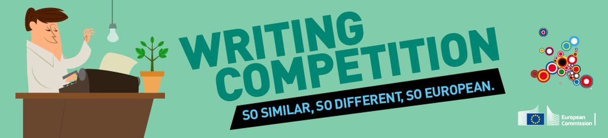 "Image for The Writing Competition ""So Similar, So Different, So European"" Is Over"