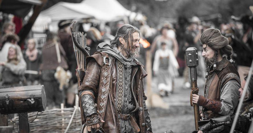 Image for ¡Los elfos tambiéntienen derechos! Un viaje al supersticioso norte:Parte 1