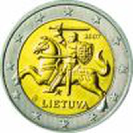 Image for Lithuanian Euro