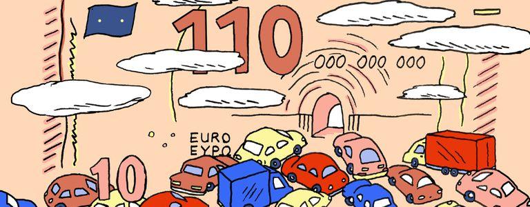 Image for Cifras que hablan por sí solas: 110.000 millones por abandonar Schengen