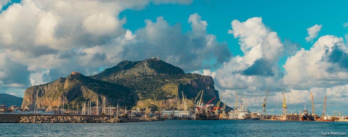 Image for Cantieri navali di Palermo, racconti dal secolo scorso
