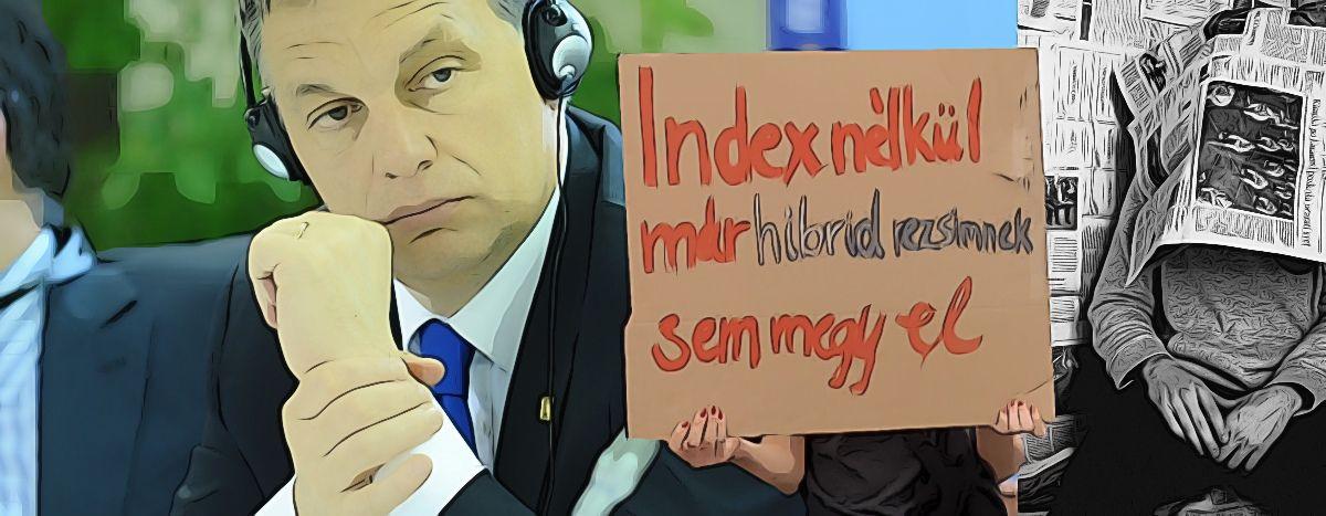 Image for Europa Reloaded (podcast): Index, Viktor Orbán e il tramonto della stampa indipendente in Ungheria