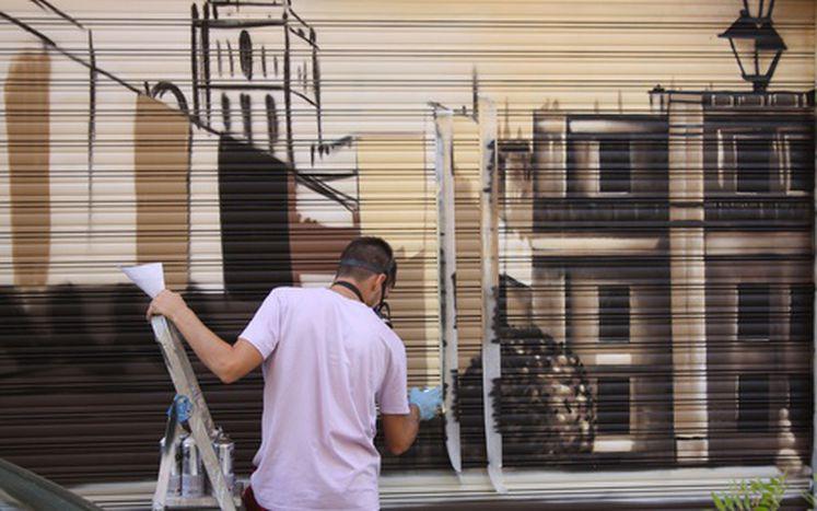 Image for I versetti sui muri dei poeti di strada