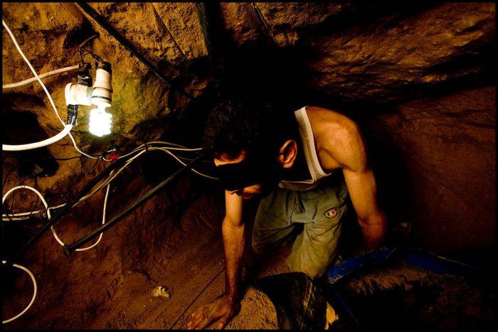 Image for Nieustająca wojna izraelsko-palestyńska w oczach sycylijskiego fotografa