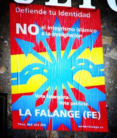 """Image for Skrajna prawica w Hiszpanii: """"nie"""" dla Turcji, """"nie"""" dla globalizacji"""