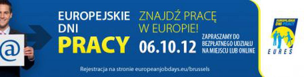 Image for Szukasz pracy w Europie?