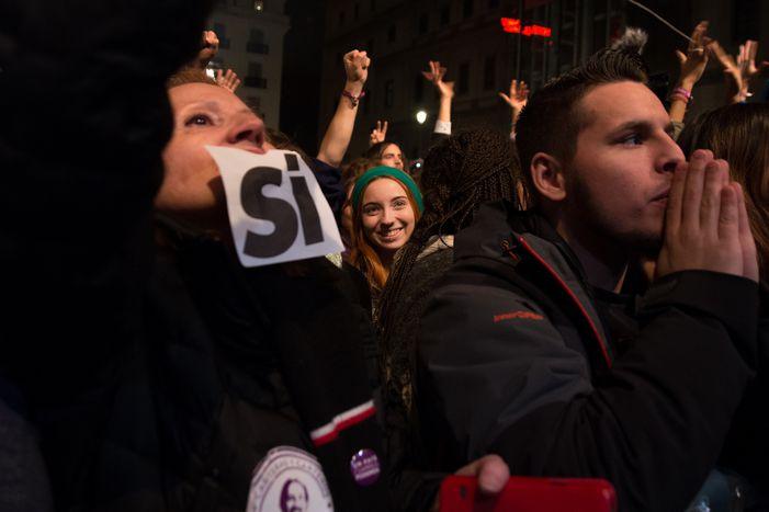 Image for 20D: España elige un cambio, pero no una revolución