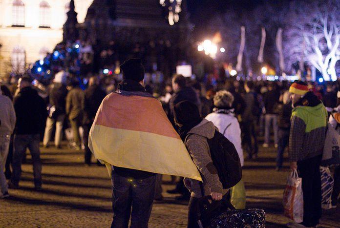 Image for Pegida: Warum gerade Dresden? (Teil 3)