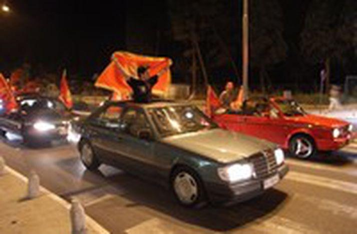 Image for Montenegro se suma a la fiesta