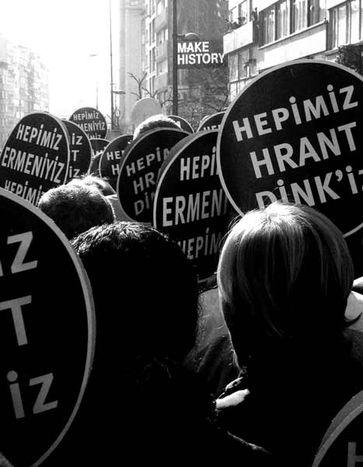 """Image for Aris Nalci, redactor jefe de la revista turco-armenia 'Agos': """"El miedo está siempre ahí"""""""