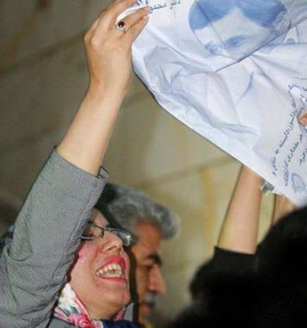 Image for Wahlen im Iran: Facebook, Fights und First Ladies