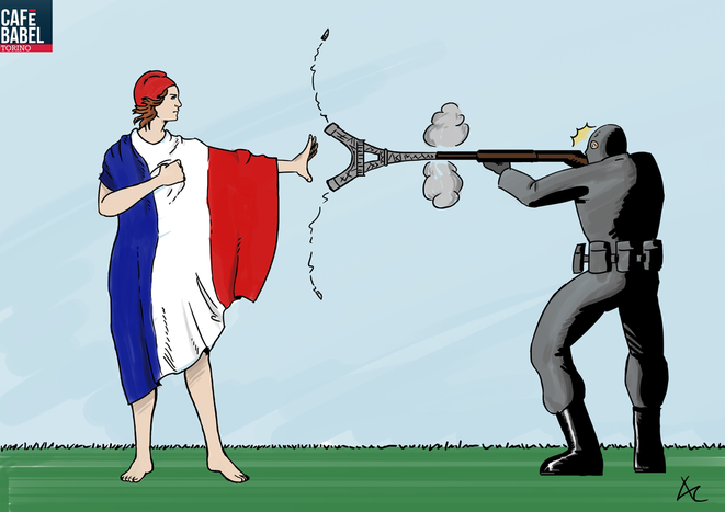 Image for Évènement du mois - Novembre 2015: spécial attentats à Paris
