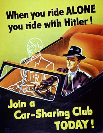 "Image for Europas Mitfahrzentralen: ""Mein Auto ist dein Auto"""