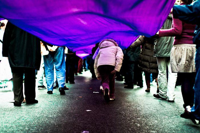 Image for Popolo Viola: la nuova frontiera del movimento 2.0