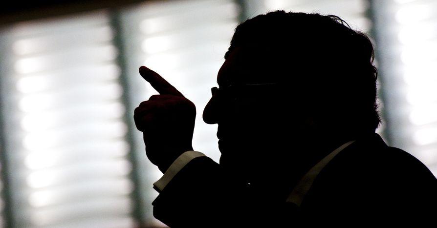 Image for Barroso et les «portes tournantes » de la Commission