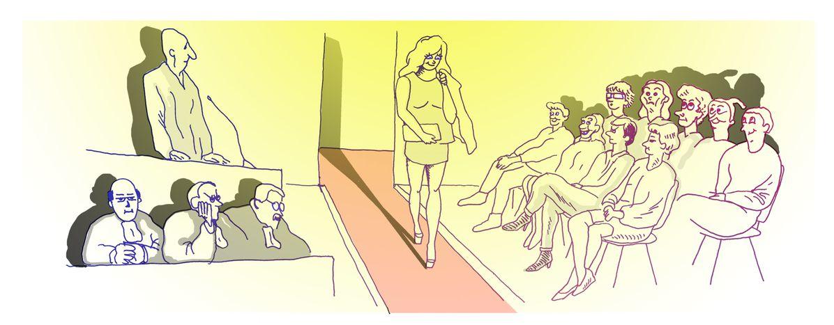 """Image for Cifras que hablan por sí solas: La violencia sexual es """"culpa"""" de las mujeres"""
