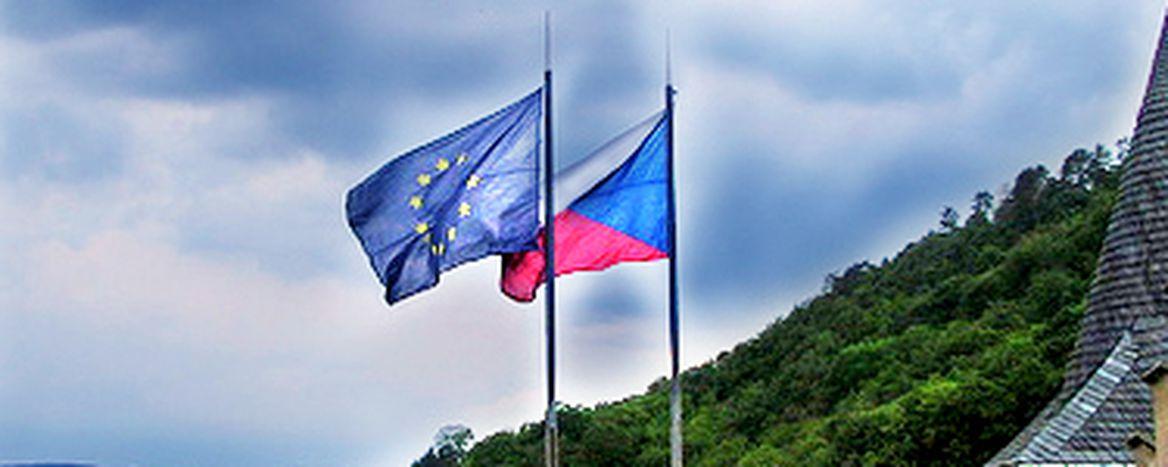 Image for Nie! dla flagi UE