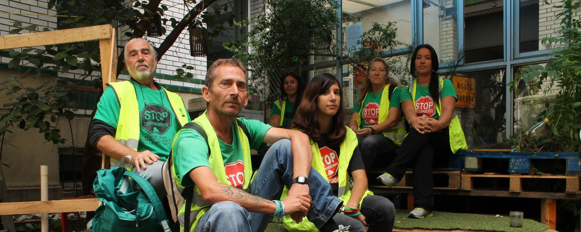 Image for A Bruselas para poner cara a los desahucios