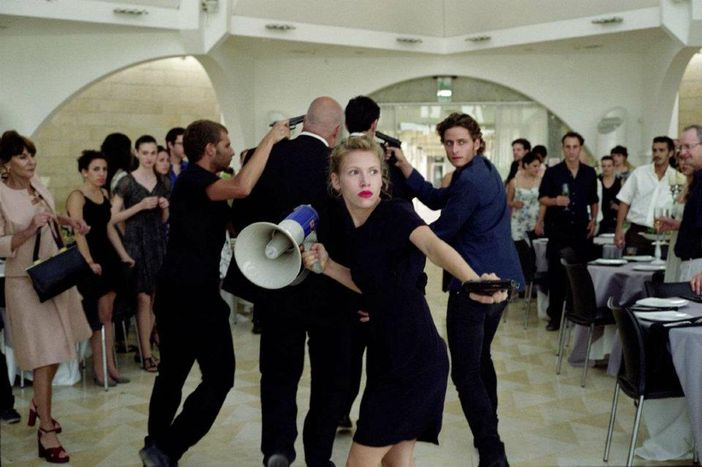 Image for Libanon, Palästina und Israel - Sehnsucht Kino