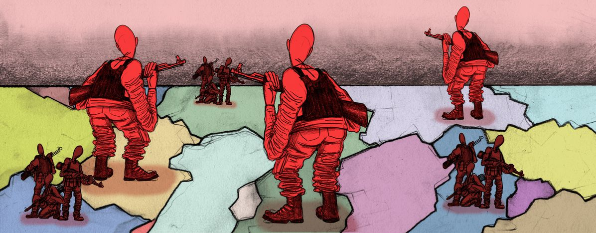 Image for Numeri che parlano da soli: terrorismo e lupi solitari