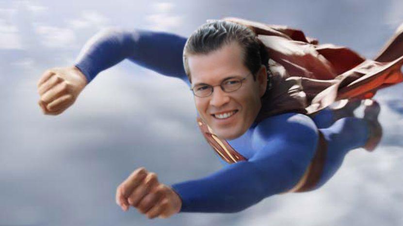 Image for Zu Guttenberg: Wirtschaftsbaron mit Superman-Allüren