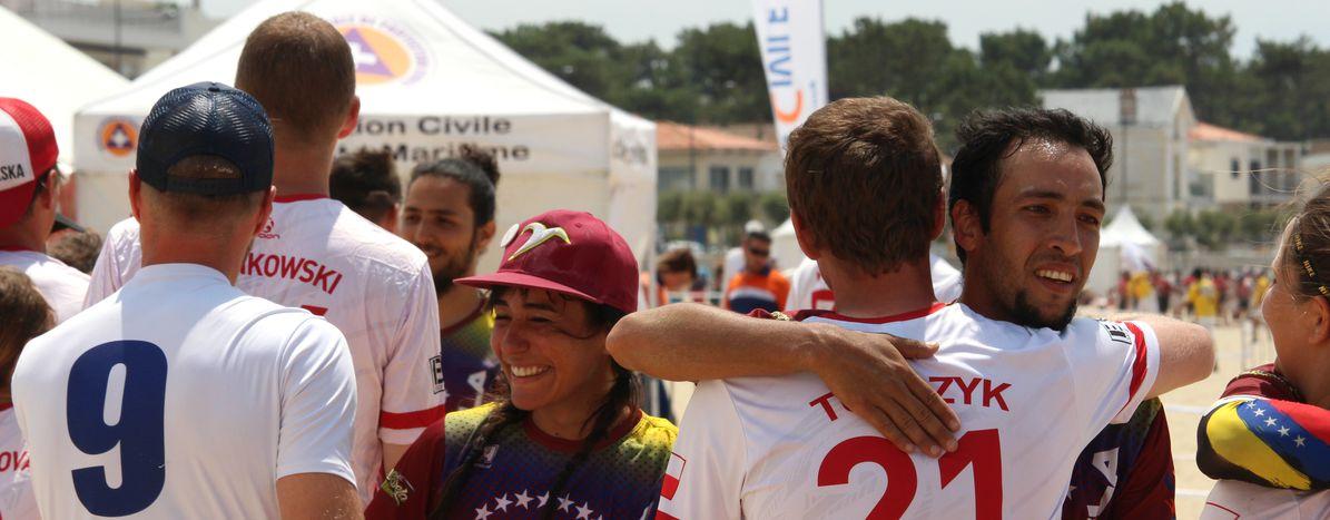 Image for Royan: frisbee śni o olimpiadzie