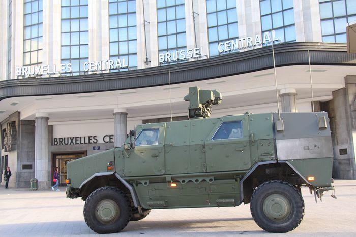 "Image for [ita]Bruxelles: La ""città jihadista"" è diventata la ""città fantasma"" (1/2)"