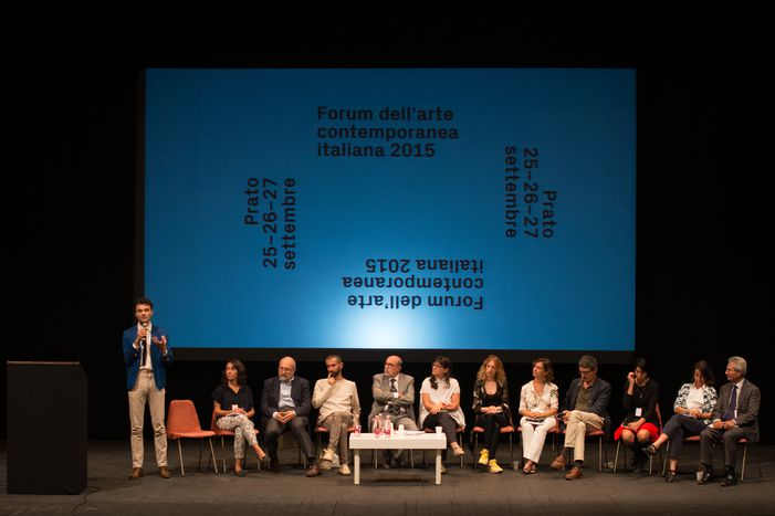 Image for Prato contemporanea: anno zeroper il #FAC2015