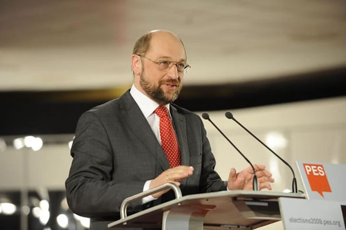 """Image for Martin Schulz: """"Los irlandeses nos han impedido presentar candidatos a presidente de la Comisión"""""""