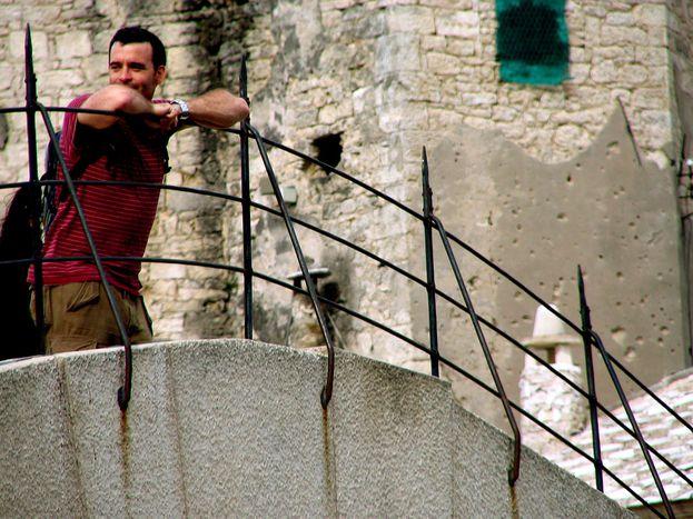 Image for Mostar, la guerre et les grands travaux : c'est le pont-pont !