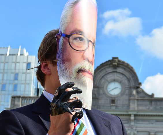 Image for Brussels Reception Leaves Cañete Feeling The Heat