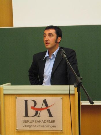 Image for Cem Ozdemir: democracy and Islam are two of a kind