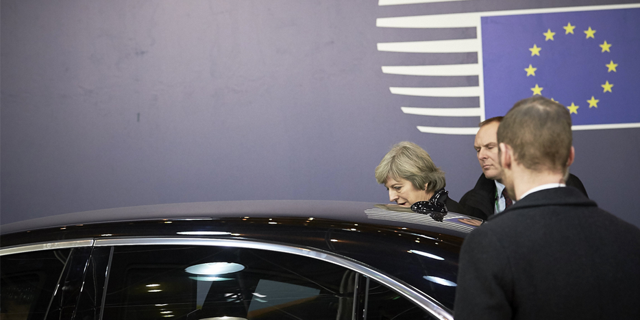 Image for European leaders cast doubts on how long Brexit will take
