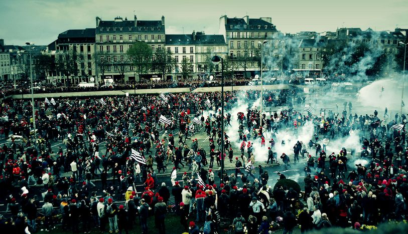 Image for France is sleepwalking towards economic ruin