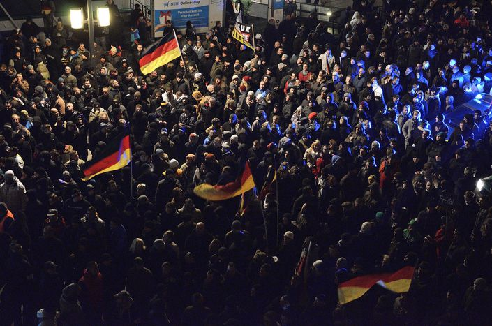 Image for Pegida in Austria?