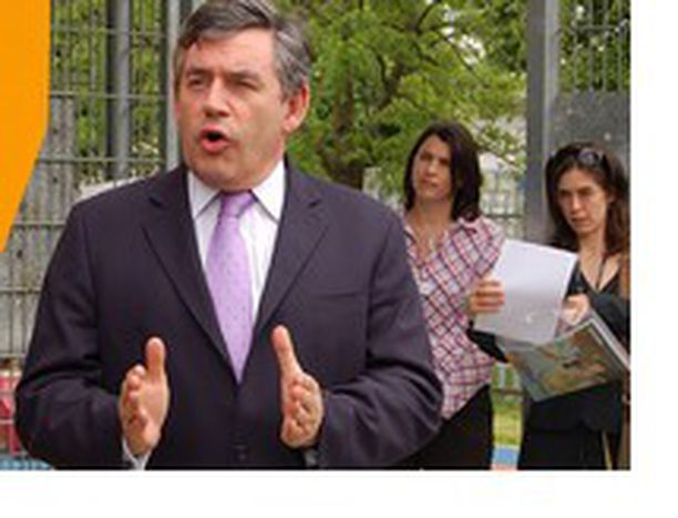 Image for Il dilemma di Gordon Brown: referendum sul Trattato o no?