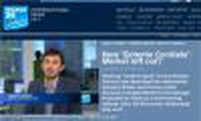 Image for Mi sono sdoppiato nel tubo catodico di France 24