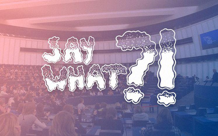 Image for Say What !? les tweets des députés européens