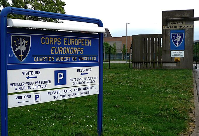 Image for Eurocorps in Strasbourg: is it really a European military with no UK participation?