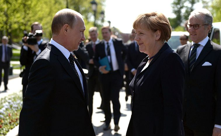 Image for UE-Russie: Nord Stream 2 et ses consequences