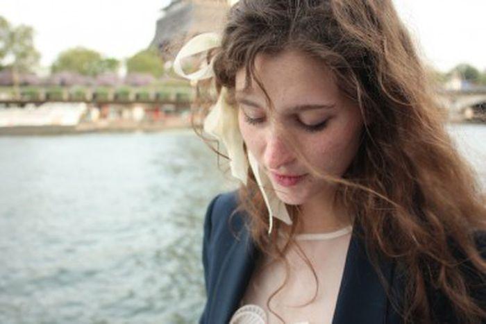 Image for Natalie Weiss: Niemiecka blogerka pisząca o modzie w Paryżu