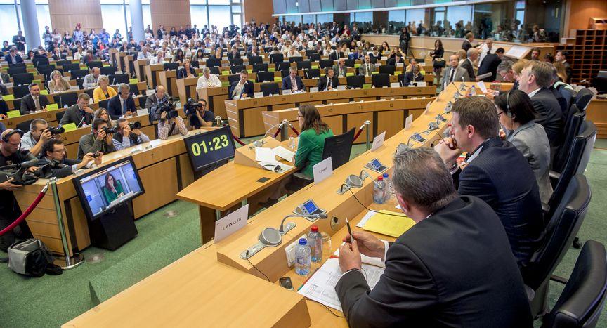 Image for Parità dei sessi: se non l'UE, allora chi?