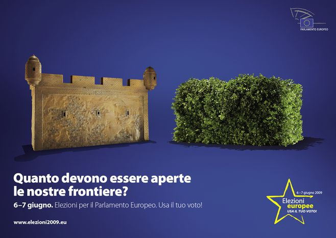 Image for EU election campaign is hypocritical, because there's no choice