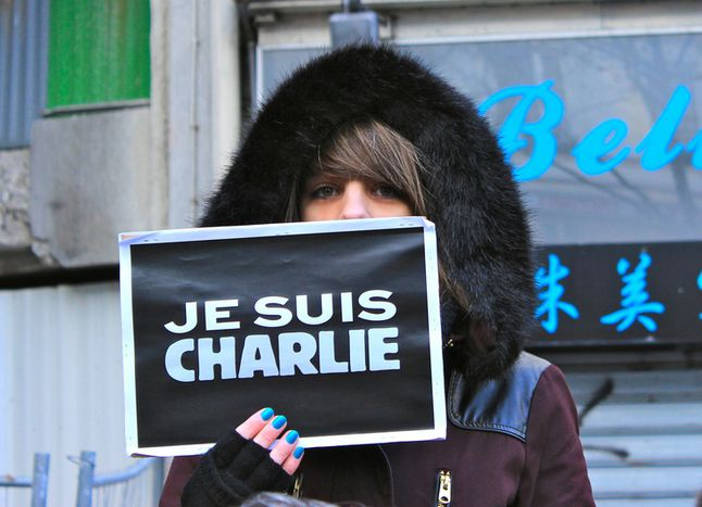Image for Je suis Charlie…but now what?