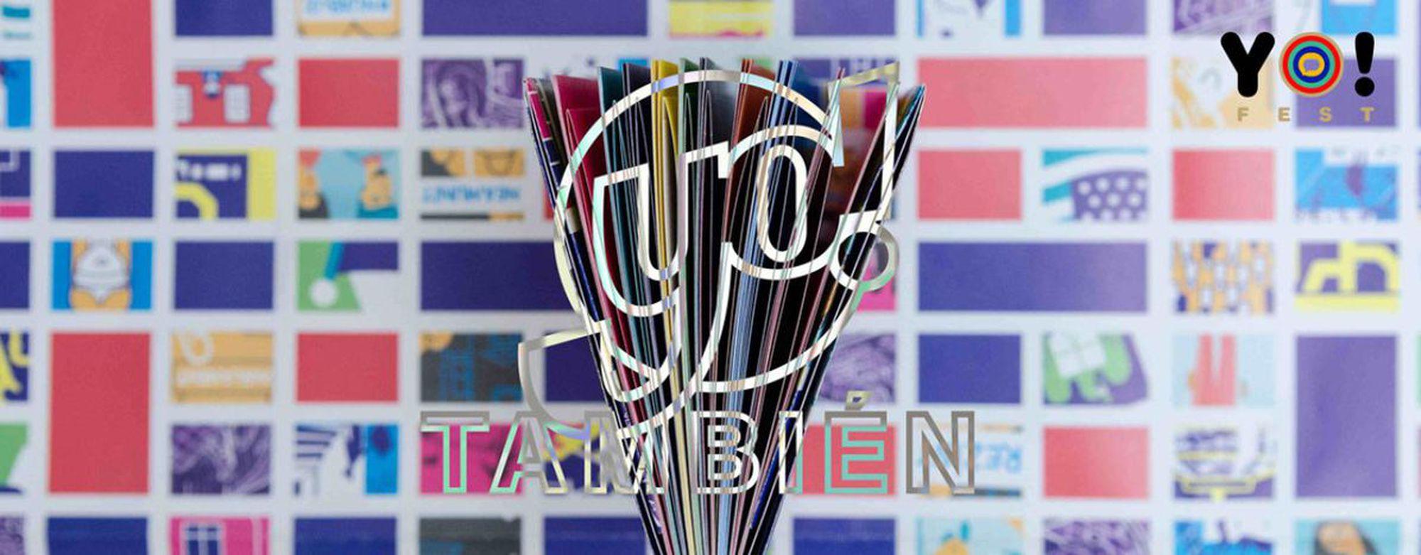 Cover picture for #Yo También