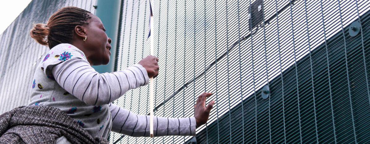 Image for Prison pour réfugiés: l'enfer de Londres
