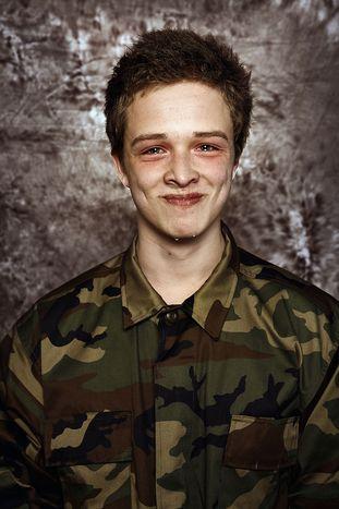 Image for Uomini in guerra: le lacrime dei militari dellaLituania
